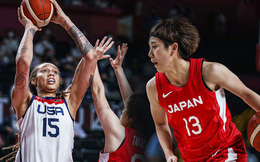 Thất bại trước tuyển Mỹ ở chung kết Olympic Tokyo 2020, bóng rổ nữ Nhật Bản vẫn làm nên kỳ tích