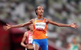 Người Ethiopia bị truất ngôi hậu trên đường chạy 10.000m nữ Olympic bởi 'người Hà Lan bay'