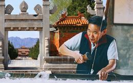 Người đàn ông hơn 10 năm lẩn trốn trong Thanh Đông lăng: Âm mưu khó tin dưới vỏ bọc của người thợ làm bông!