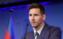 Messi lần đầu lên tiếng sau lễ chia tay Barcelona, thu về lượng tương tác khủng trên MXH
