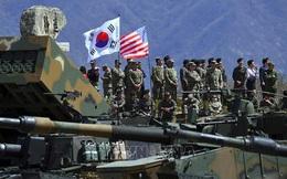 Quân đội Hàn-Mỹ diễn tập sơ bộ trước thềm tập trận chung