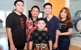 Vợ cũ Bằng Kiều: Tôi tự hào khi con trai trưởng thành, đi theo con đường nghệ thuật của bố mẹ