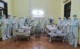 Cứu sống 2 bệnh nhân Covid-19 nặng, trong đó có sản phụ suy hô hấp nguy kịch