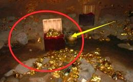 Một người nông dân tình cờ tìm thấy một hố vàng trên đường đốn củi: Ngỡ thần Tài gõ cửa, không ngờ đại họa giáng xuống!