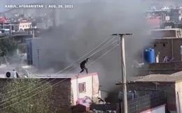 Sự thật vụ Mỹ không kích diệt xe bom khủng bố IS ở Kabul?