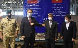 Tin vui: Việt Nam tiếp nhận trang thiết bị, vật tư y tế trị giá 3.7 triệu USD từ Chính phủ Ba Lan