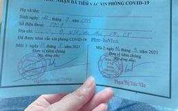 Diễn biến nóng vụ cô gái được tiêm vắc xin nhờ 'ông anh': Đình chỉ phó chủ tịch phường
