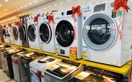 """Máy giặt giá rẻ giảm """"bạt nóc"""", nhiều mẫu đời 2021 giặt 9kg bay nửa giá"""