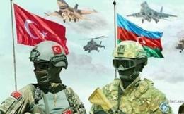 Azerbaijan, Thổ Nhĩ Kỳ, Pakistan tập trận quân sự chung
