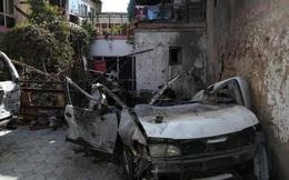 Mỹ không kích nhầm vào xe chở nước mà không phải bom ở Kabul?