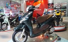 Xe máy ế ẩm, giá Winner X lao dốc 16 triệu đồng, Honda Lead, Vision… bán dưới giá đề xuất