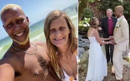 Cặp đôi bà cháu chính thức kết hôn, chia sẻ về đêm tân hôn khiến nhiều người trẻ cũng phải đỏ mặt