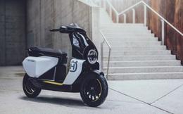 """Mẫu xe máy điện mới thiết kế """"sắc lẹm"""", sạc đầy pin đi 95 km, chặt đẹp mọi mẫu mã"""
