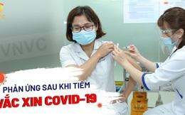 Sau khi tiêm vắc xin bị sốt hay không sốt thì tốt hơn?