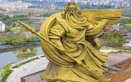 Trung Quốc chi 20 triệu USD chỉ để di dời tượng đài