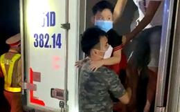 Vụ 15 người về quê trong xe đông lạnh: Bình Thuận đưa ra cách xử lý nhân văn