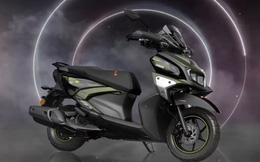 Xe máy mới của Yamaha giá 23,7 triệu, tiết kiệm xăng, cốp 21 lít và có kết nối bluetooth
