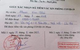 Ba người dưới 18 tuổi ở Cần Thơ được tiêm vắc xin COVID-19