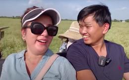 Thúy Nga lạc trong khu đất rộng lớn của Vương Phạm ở Mỹ: Tôi choáng váng, xây xẩm mặt mày