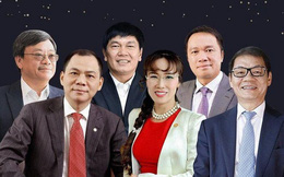 """Profile học vấn của các tỷ phú Việt: 5/6 người có thành tích xuất sắc ngành Toán hoặc Kỹ thuật, """"vua thép"""" Trần Đình Long giỏi Văn - Toán song toàn"""