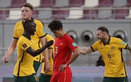 Chưa đá với tuyển Việt Nam, báo Trung Quốc đã lo sợ hậu quả nặng nề nếu đội nhà thất bại