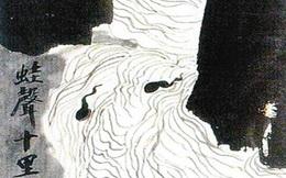 'Họa sĩ trăm triệu đô' vẽ tranh tả tiếng ếch nhưng không thấy một con ếch nào - Dân mạng Trung Quốc trầm trồ: Phải biết nhìn xa mới hiểu!