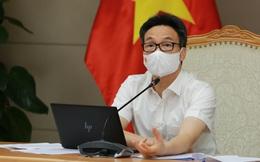 Phó Thủ tướng Vũ Đức Đam: Chuẩn bị kỹ lưỡng để có thể tiến tới sống chung với virus SARS-CoV-2