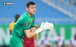 NÓNG: Văn Lâm dính chấn thương, thầy Park bổ sung gấp thủ môn kỳ cựu lên tuyển Việt Nam