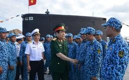 Đại tướng Phùng Quang Thanh: Cả đời tâm huyết với biển, đảo - Hiện đại hóa hải quân