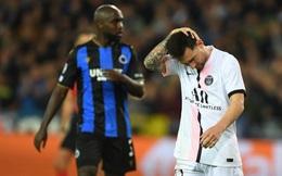 """Messi gục mặt trong ngày phải đá cặp cùng """"cựu thù"""", chứng kiến cựu sao Man United ghi bàn"""