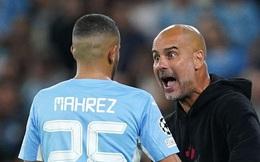 HLV Man City hét vào mặt học trò vì tức giận