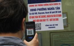 Hà Nội: Hướng dẫn chi tiết tạo điểm quét QR code cho các cửa hàng được mở cửa từ hôm nay
