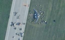 Oanh tạc cơ tàng hình 2 tỷ USD của Mỹ suýt tiêu tùng khi hạ cánh khẩn cấp