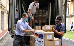 Tin vui: Việt Nam tiếp nhận thêm hơn 852.480 liều vắc xin AstraZeneca từ Chính phủ Đức