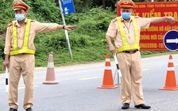 Hà Nội: Tháo dỡ 39 chốt kiểm soát, bỏ kiểm tra giấy đi đường 'vùng xanh'