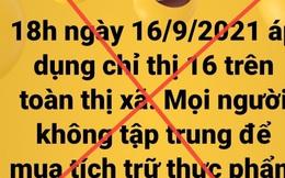 Đắk Lắk: Chủ tịch phường đăng thông tin sai sự thật khiến nhiều người hoang mang