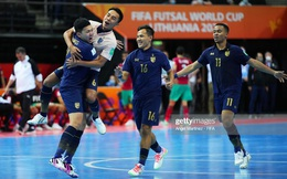 HẾT GIỜ Thái Lan 1-1 Ma Rốc: Thái Lan kiên cường, kịp gỡ hòa ở những giây cuối cùng