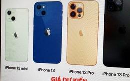 iPhone 13 xách tay loạn giá tại Việt Nam