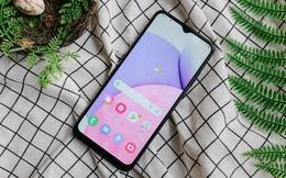 """Trên tay smartphone Samsung Galaxy A03s: Màn hình lớn, pin """"khủng"""", giá 3.1 triệu Đồng"""