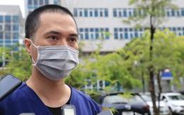 """Ca ECMO đầu tiên của BV tuyến cuối Hà Nội cứu F0 trẻ tuổi, không bệnh nền nhưng chuyển biến nặng """"siêu nhanh"""""""