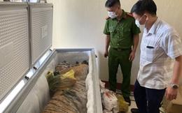 Mở tủ lạnh trong nhà của người đàn ông phát hiện bên trong là 1 con hổ 160kg