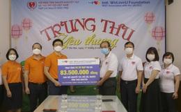 Trao tặng 50 xe đạp cho trẻ em nghèo, mồ côi và khuyết tật