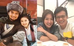 """1 năm sau khi vợ qua đời, """"Kiều Phong"""" Huỳnh Nhật Hoa tìm được tình yêu mới bên Mục Niệm Từ?"""