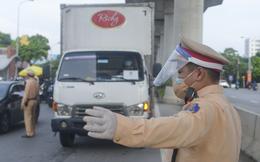 Phó Chủ tịch Hà Nội: Sẽ tiếp tục duy trì 23 chốt kiểm soát cửa ngõ ra, vào thành phố