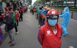 TP Hồ Chí Minh: Lượng shipper đăng ký xét nghiệm cao gấp 5 lần, HCDC lúng túng vì quá tải