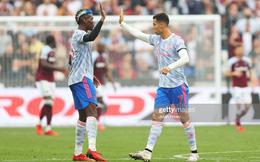 TRỰC TIẾP West Ham 1-1 Man United: Cris Ronaldo tỏa sáng, lại cứu nguy cho Quỷ đỏ