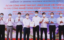 Quảng Ninh: Doanh nghiệp FDI đầu tư gần 20.000 tỷ đồng triển khai liên tiếp 2 dự án
