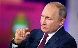 """Tổng thống Putin nói thẳng sự thật đắng lòng về 20 năm Mỹ """"sa lầy"""" ở Afghanistan: Kết quả là con số 0"""