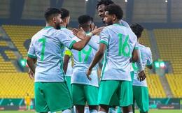 """Trận đấu với Việt Nam còn chưa bắt đầu, báo Saudi Arabia đã làm """"lộ bài"""" của đội nhà"""