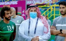 """Người đứng đầu bóng đá Saudi Arabia: """"Chúng tôi muốn lấy 3 điểm từ tuyển Việt Nam"""""""